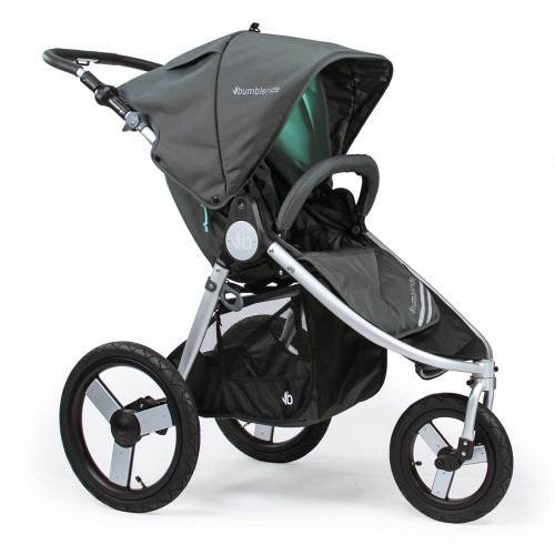 Bumbleride 2018 Speed Stroller - Dawn Grey Mint