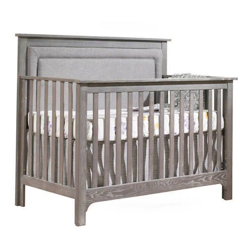 NEST Emerson 5-in-1 Convertible Crib - Owl with Fog Panel