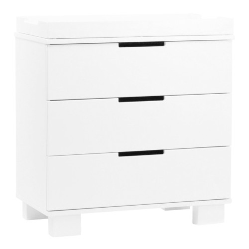 Babyletto Modo 3-Drawer Changer Dresser - White