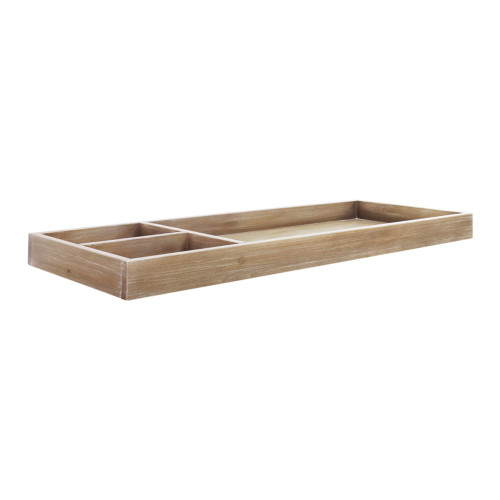 Million Dollar Baby Universal Wide Removable Changing Tray - Driftwood