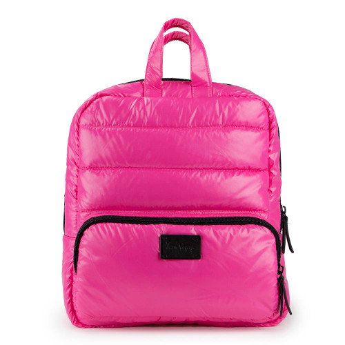 7 A.M. Voyage Mini Backpack - Hot Pink