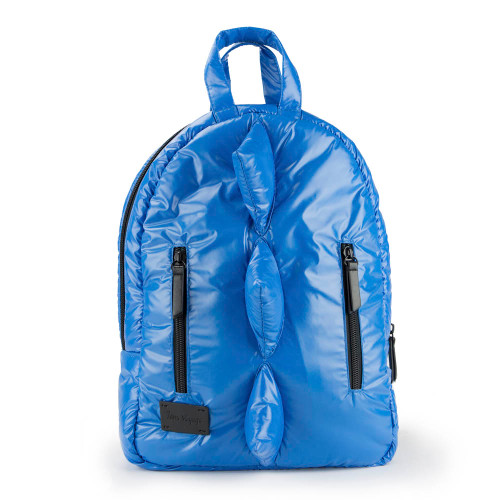 7 A.M. Voyage Mini Dino Backpack - Electric Blue
