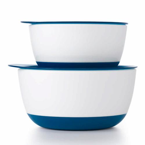 OXO Tot Small & Large 2-Piece Bowl Set - Navy