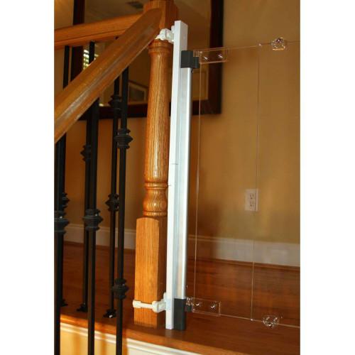 Qdos Stair Mounting Kit - White