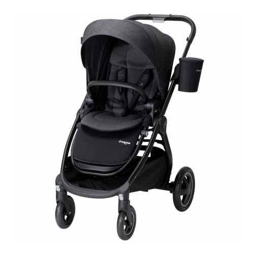 Maxi Cosi Adorra Single Stroller - Nomad Black