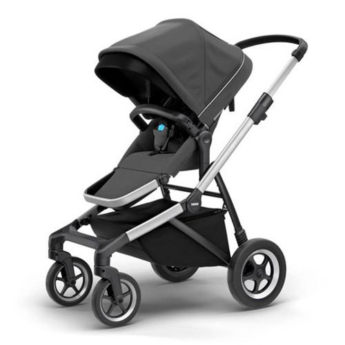 Thule Sleek Single Stroller - Shadow Grey