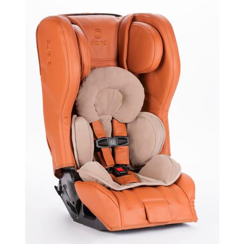 Diono Rainier 2AXT Convertible Car Seat - Tan Leather