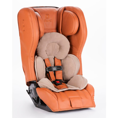 Diono Rainier 2AXT Convertible Car Seat - Tan Leather