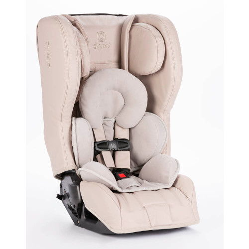 Diono Rainier 2AXT Convertible Car Seat - Beige Oyster Leather