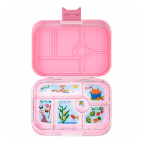 Yumbox Original 6-Compartment Lunch Box - Hollywood Pink
