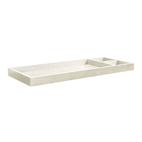Million Dollar Baby Universal Wide Removable Changing Tray - Distressed White