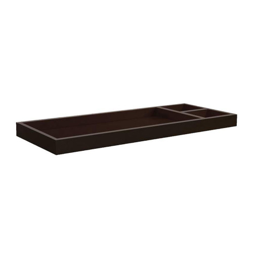 Million Dollar Baby Universal Wide Removable Changing Tray - Dark Espresso