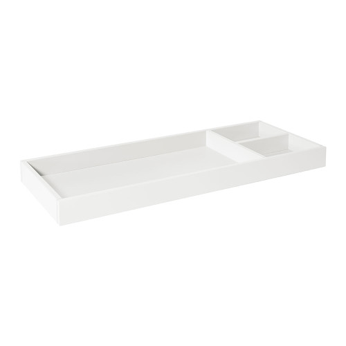 Million Dollar Baby Universal Wide Removable Changing Tray - Warm White