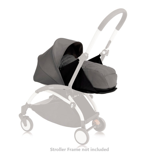 BabyZen YoYo+ Newborn Colour Pack (0+) - Grey