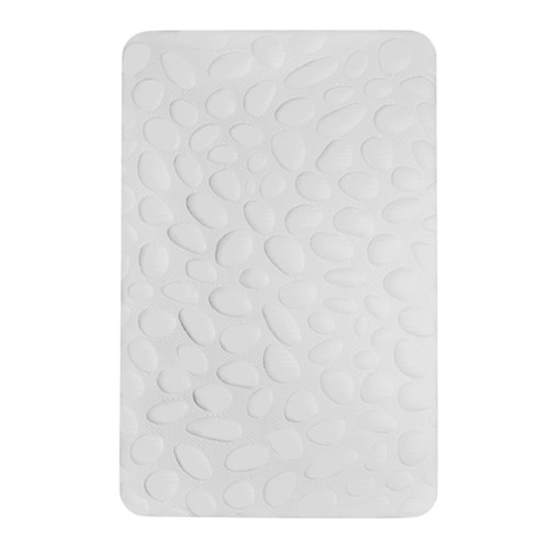 Nook Pebble Pure Mini Crib Mattress - Cloud
