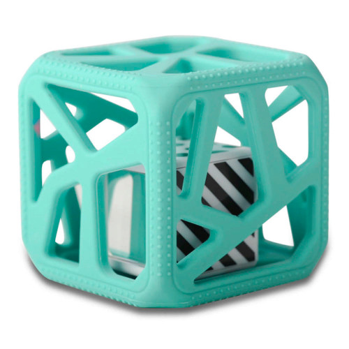 Malarkey Kids Chew Cube - Mint Green