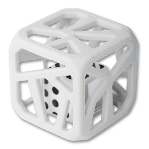 Malarkey Kids Chew Cube - Light Grey