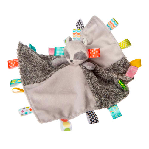 Taggies Soft Blanket - Harley Raccoon