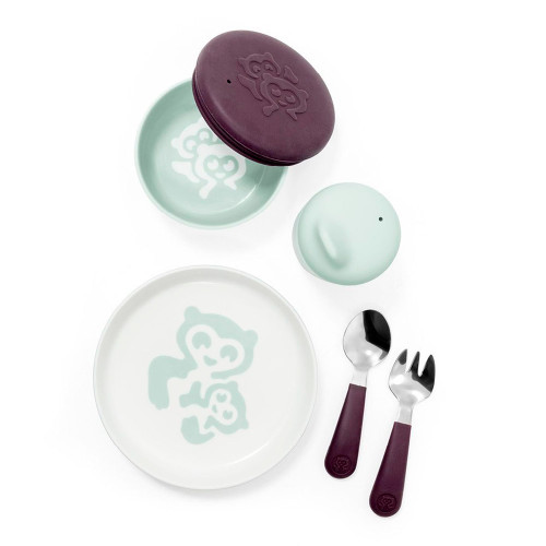 Stokke Munch Everyday Set - Soft Mint