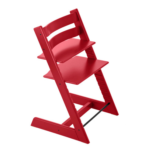Stokke Tripp Trapp Chair - Red