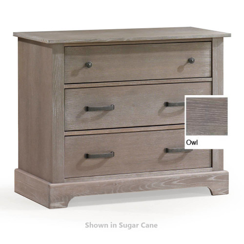 NEST Emerson 3-Drawer Dresser - Owl