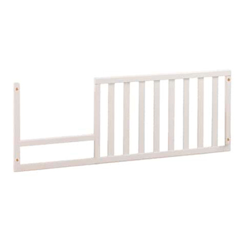 Natart Rustic Collection Toddler Gate - White