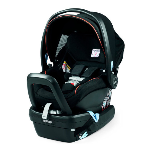 Agio by Peg Perego Primo Viaggio 4/35 Nido Infant Car Seat with Base - Agio Black