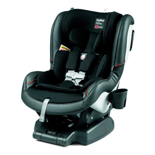 Agio by Peg Perego Primo Viaggio Kinetic Convertible Car Seat - Agio Black