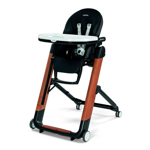 Agio by Peg Perego Siesta High Chair- Agio Black