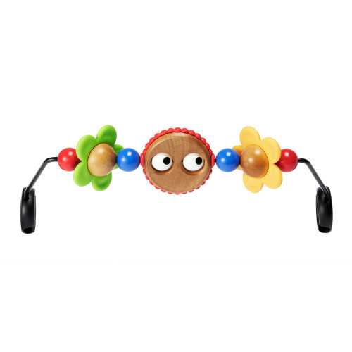 BabyBjorn Googly Eyes Wooden Toy for Bouncers