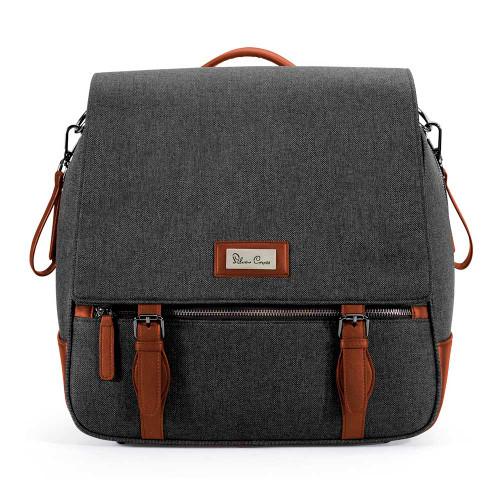 Silver Cross Wave Luxury Changing Bag - Granite