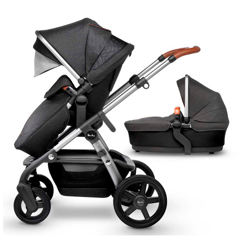Silver Cross Wave Single Stroller - Granite