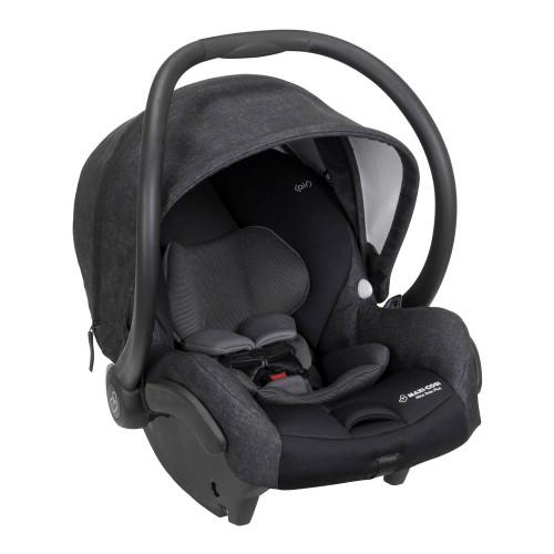Maxi Cosi Mico Max Plus Infant Car Seat - Black Nomad