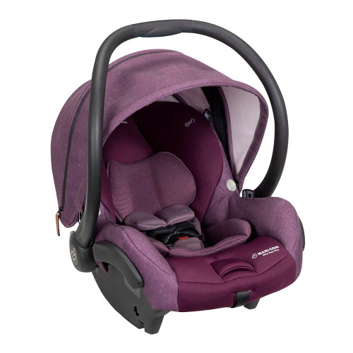Maxi Cosi Mico Max Plus Infant Car Seat - Purple Nomad