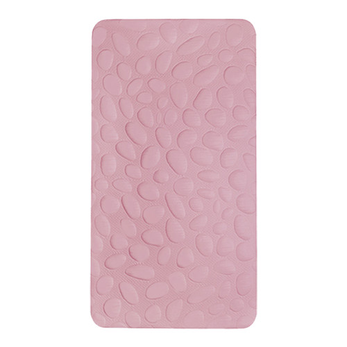 Nook Pebble Pure Mattress - Blush