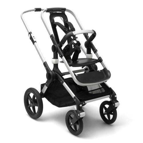 Bugaboo Fox Stroller Chassis - Aluminum