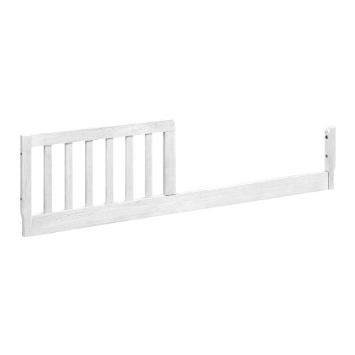 Million Dollar Baby Toddler Bed Conversion Kit - Cottage White