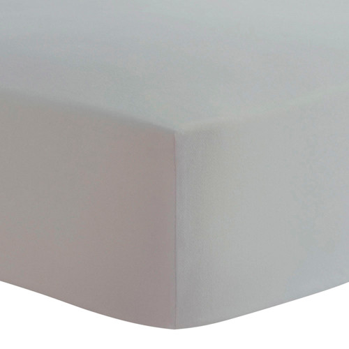 Kushies Flannel Mini Crib Sheet - Grey