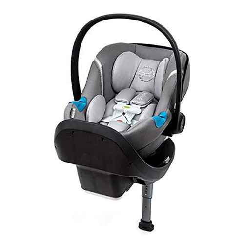 Cybex Aton 2 SensorSafe Infant Car Seat - Manhattan Grey