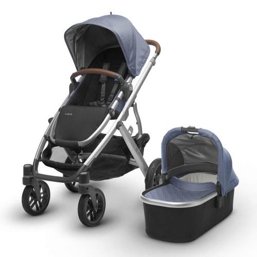 UPPAbaby Vista 2018/2019 Stroller - Henry (Blue Marl)