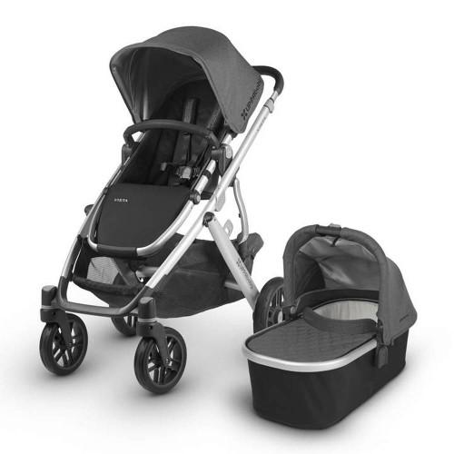 UPPAbaby Vista 2018/2019 Stroller - Jordan (Charcoal Melange)