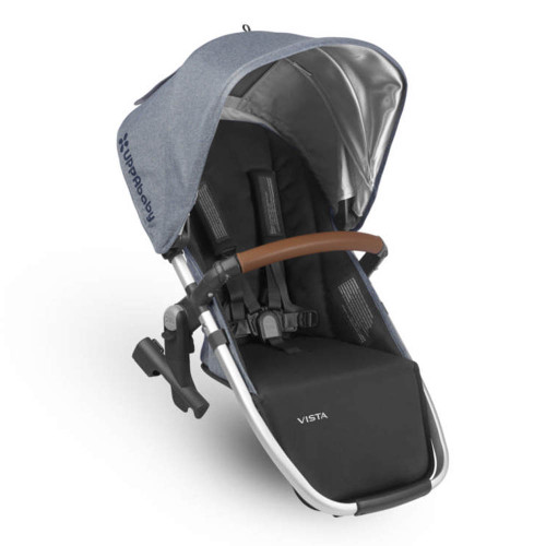 UPPAbaby Vista 2018/2019 Rumble Seat - Gregory (Blue Melange)