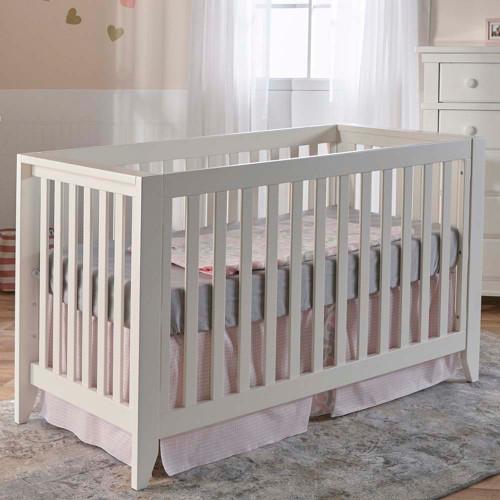 Pali Spessa Crib - White
