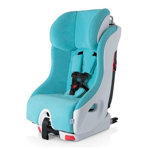Clek Foonf 2019 Convertible Car Seat - Capri with White Base