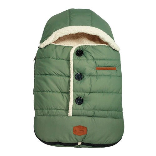 JJ Cole Infant Urban BundleMe - Olive (0-1 Years, up to 21 Lbs)