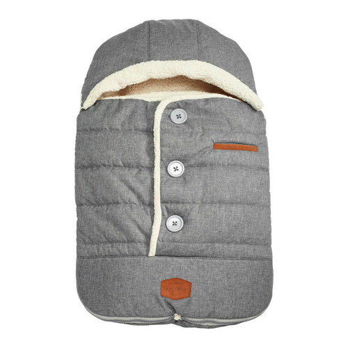 JJ Cole Infant Urban BundleMe - Heather Grey (0-1 Years, up to 21 Lbs)