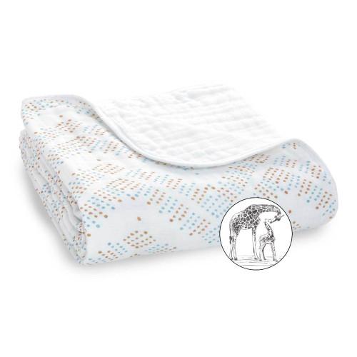 Aden + Anais Classic Dream Blanket - Hear Me Roar