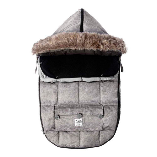 7 A.M. Enfant Le Sac Igloo 500 Toddler (12-36 Months) - Heather Grey