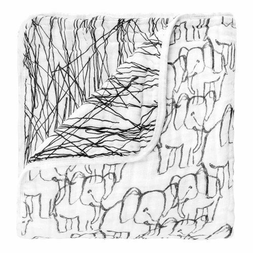Aden + Anais Silky Soft Bamboo Dream Blanket - Sage Advice