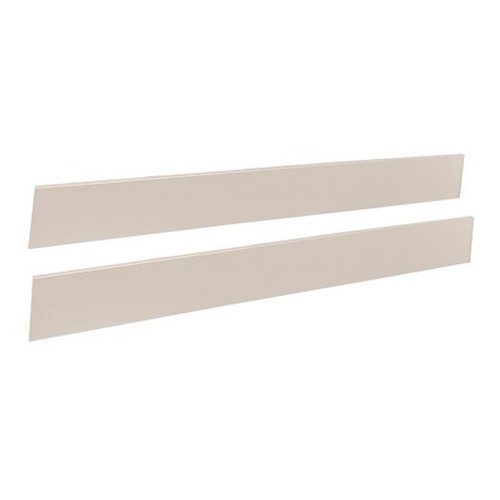 Natart Taylor Double Bed Conversion Rails - White